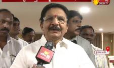 I Am Not Telangana BJP President Race Says Vidyasagar Rao - Sakshi