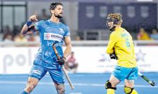 India Lost Second Match In Pro Hockey Second League - Sakshi