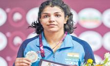 India Got Medals In Asian Senior Wrestling Championship - Sakshi