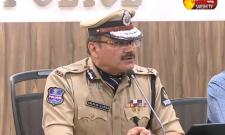 Hyderabad CP Anjani Kumar On Media Responsibilities - Sakshi