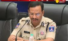 Cyberabad CP Sajjanar On Media Responsibilities - Sakshi