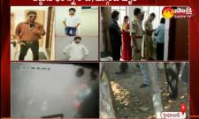 Three Man Killed In Car Accidents At Hyderabad - Sakshi