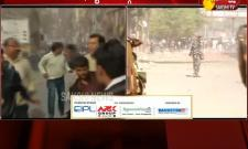 Violent Clashes Erupt Between CAA Supporters Protesters In Delhi - Sakshi
