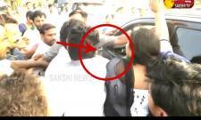 TDP Attack On MP Nandigam Suresh