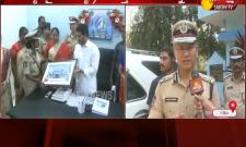 Sakshi Face To Face With DGP Gowtham Sawang Over Disha Act - Sakshi