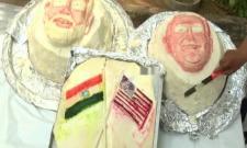 Chennai Chef Prepares 3 Massive Idlis To Welcome Donald Trump- Sakshi