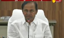 KCR Directs Officials Over Pattana Pragathi Programme