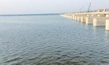 Medigadda Barrage Will Empty With In One Week - Sakshi