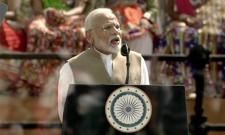 PM Modi Speech from Motera Stadium