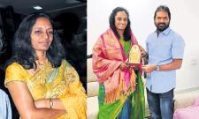 Telangana Swimmer Goli Syamala Records in Swimming Competition - Sakshi