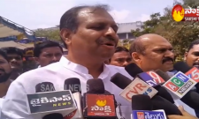 YSRCP MLA Srikanth Reddy Takes On Communist Party