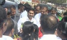 AP CM YS Jagan Reached Vijayanagaram