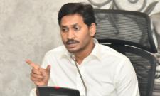 YS Jagan Review Meeting On Spandana Program In Amaravati - Sakshi
