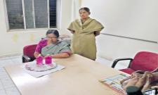 Demands Rs.13 lakhs for Patta Conversion - Sakshi