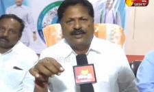 YSRCP MLA Karumuri Nageswara Rao Fires On TDP