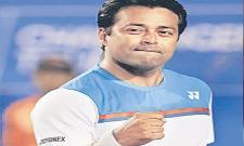 Indian Team Announces Davis Cup Match Against Croatia - Sakshi