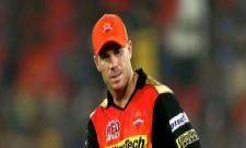 David Warner Replaces Kane Williamson As Sunrisers Hyderabad Captain - Sakshi