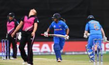 ICC Womens T20 World Cup: india Set 134 Runs Target To New Zealand - Sakshi