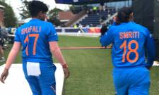 ICC Womens T20 World Cup: New Zealand Won Toss Against India - Sakshi