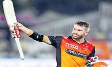David Warner Will Be The Captain For Sunrisers Hyderabad For IPL 2020 - Sakshi