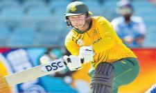 South Africa Women Cricket Team Beats Thailand Team In ICC T20 WC - Sakshi