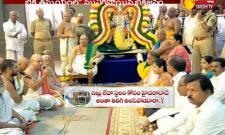 Yadadri Brahmotsavam Celebrations