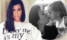 kourtney kardashian Opinion on Parenting - Sakshi