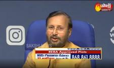 Central Minister Prakash Javadekar Press Meet In NewDelhi