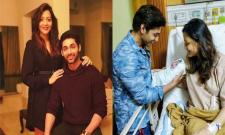 Ruslaan Mumtaz And His Wife Nirali Mehta Become Parents To Baby Boy - Sakshi