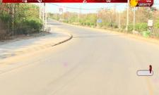 Coronavirus:Empty Roads in Software Junction