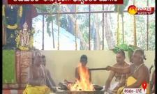 TTD starts Dhanwantari Maha Yagam