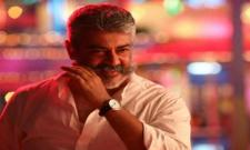 Thala Ajith To Act In Viswasam Movie Combination - Sakshi