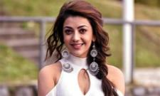 Kajal Aggarwal watching Ramayana During Lockdown Days - Sakshi