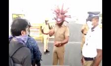 Innovative Campaign Of Police In Chennai