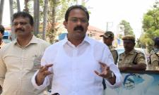 Alla Nani Press Meet Over LockDown - Sakshi