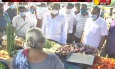 Lock Down Strictly Continuing In Ongole