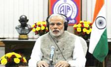 Modi Speaks With Telangana Corona Patient On Mann Ki Baat - Sakshi