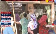 Ananthapuram People Happy Towards Free Delivering Ration