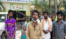 Owner Attack On Workers For Asking For Wages In Warangal