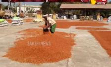 Market Yards Reopening in AP Due To Lock Down