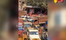 No LockDown Effect in Malkajgiri Markert