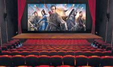 China to Reopen Over 200 Cinemas in Shanghai - Sakshi