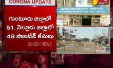 365 Corona Positive Cases registered in AP