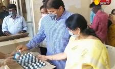 YSRCP MLA Rachamallu Distribute Sanitizers in YSR District