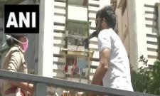 Corona Lockdown Singer Live Performance In Ahmedabad
