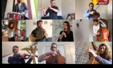 French Orchestra Virtual Performance Video Went Viral