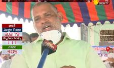 Chevireddy Distributes Sanitizers and Vegetables