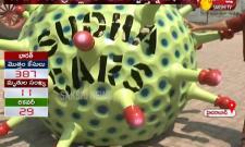 Sudha Cars Museum Unveils Coronavirus Themed Car In Hyderabad