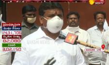 Vempalli Srinivas Distributes Homeo Medicine in Vijayawada