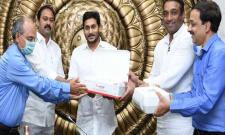 AP CM YS Jagan Mohan Reddy Launched Covid 19 Test Kit In Amaravati - Sakshi
